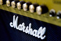 ギターアンプ 使い方【マーシャルJCM2000編】スタジオにある真空管(チューブ)電源の入れ方