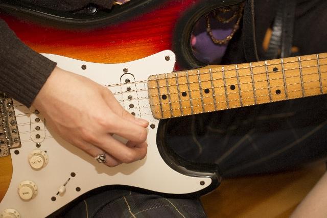 ギターリストのためのスケールの覚え方と練習方法とは?