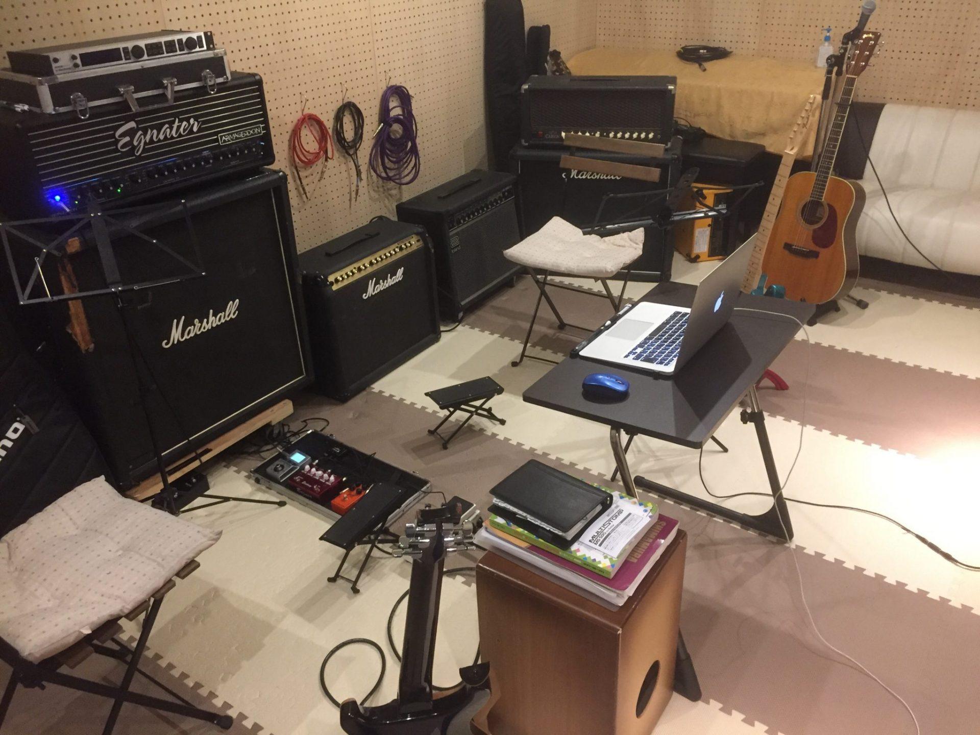 福岡県筑紫野市・小郡市ギター教室