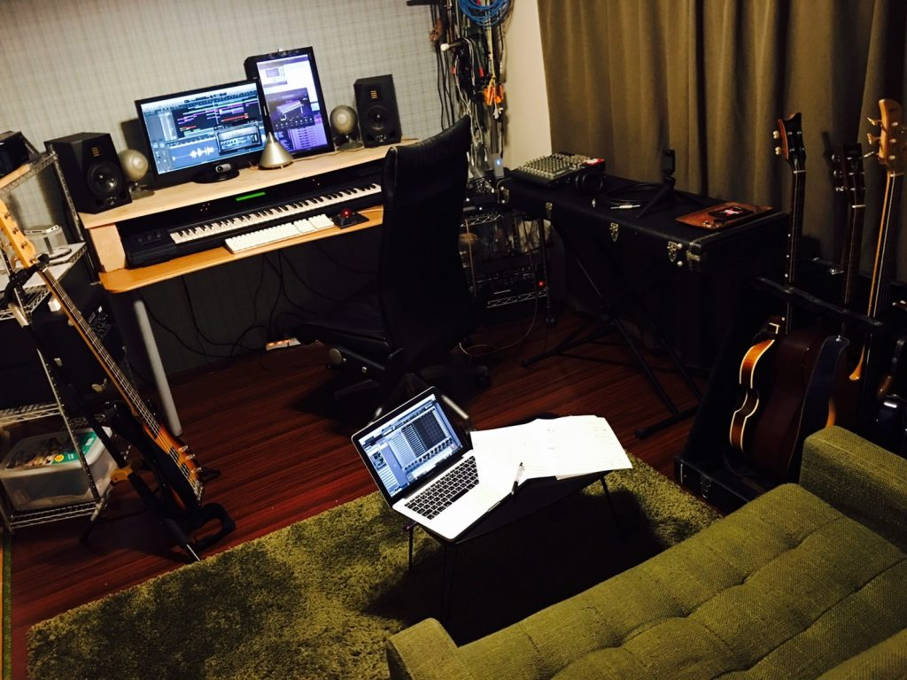 福岡市南区弥永作曲DTM教室