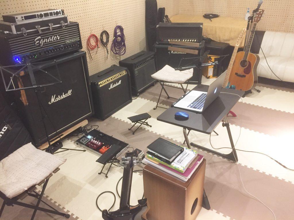 太宰府ギター教室