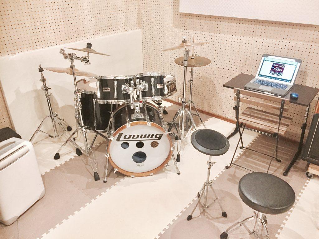福岡ドラム教室