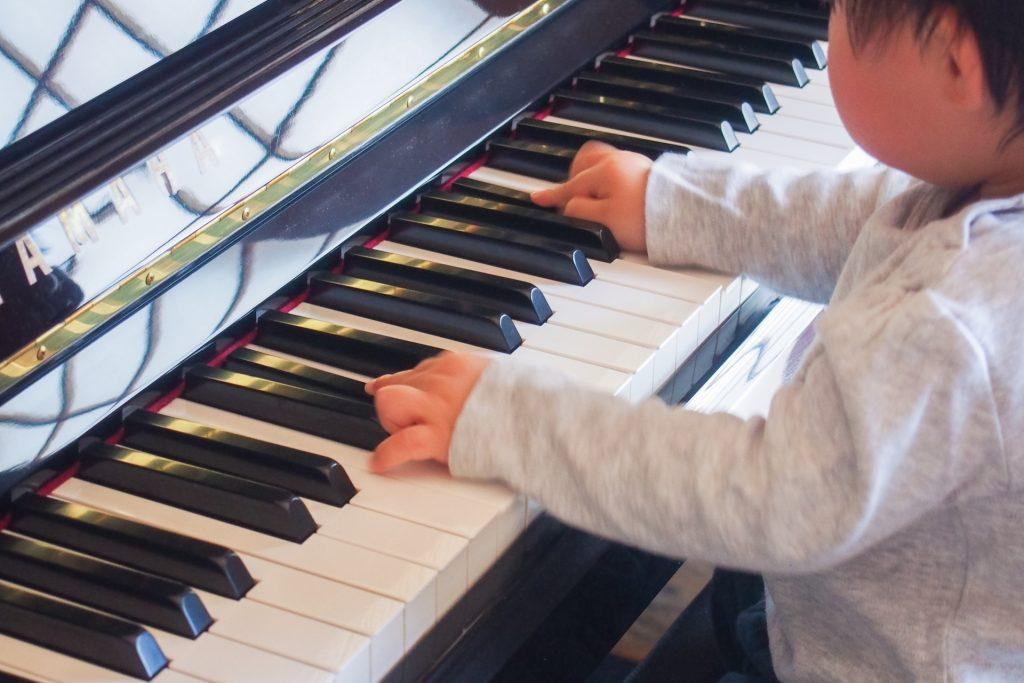 福岡県筑紫野市子供ピアノ教室