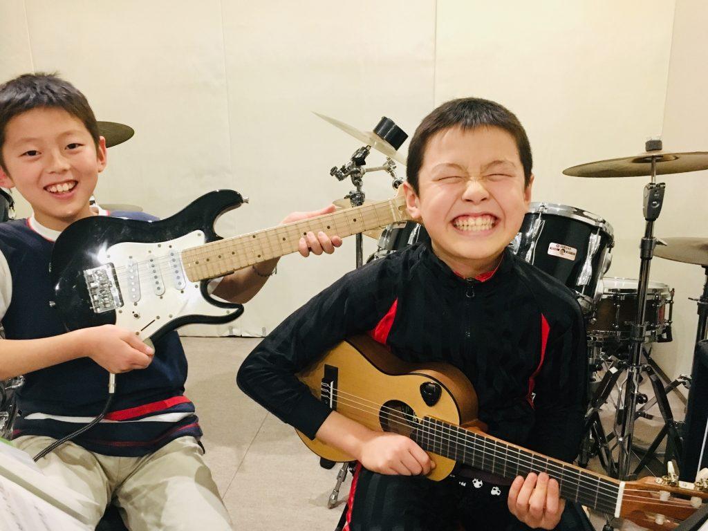 福岡県福岡市子供シンガーソングライター教室