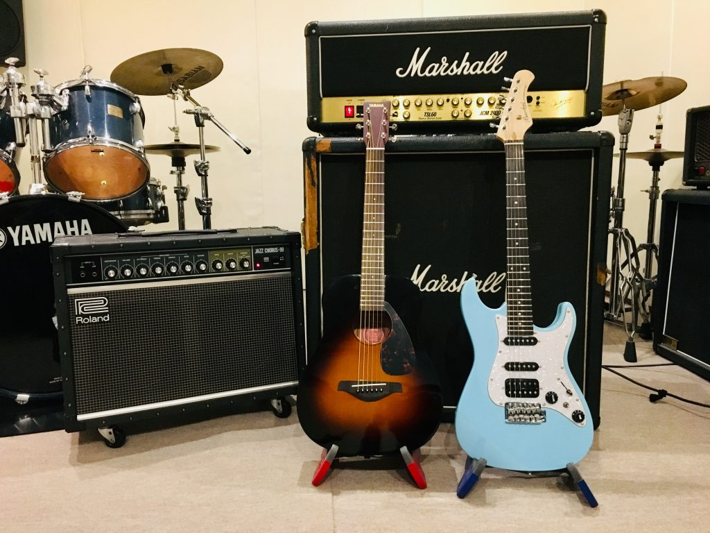 福岡子供ギター教室