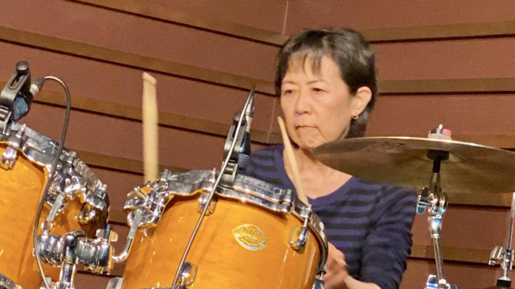 福岡シニアドラム教室