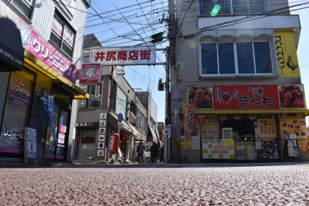 井尻商店街ストリートライブでした!