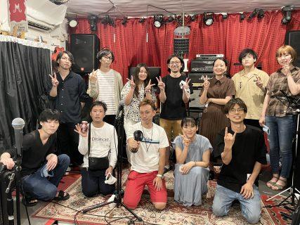 ライブ配信音楽教室発表会、大成功でした!!
